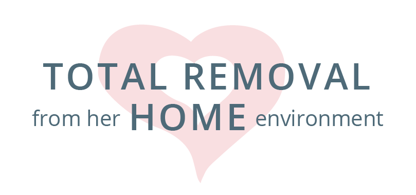 RAW | Total Removal From Her Home Enviroment | Transforming Women | Supported Living | Incubation | Disadvantaged Women | Rehabilitation